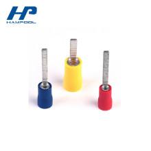 Terminais de crimpagem de lâmina elétrica pré-isolados de alta qualidade