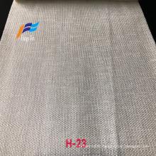 New White Plain Dyed Cheap Window Curtain Fabric
