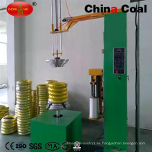 Np8-21f Multi-Piece Tire Pallet Stretch Wrapping Film Machine