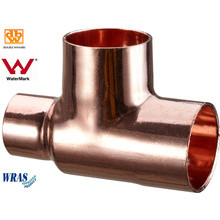 Copper Brazing Tee Reducing