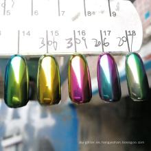 Pigmento de camaleón que cambia de color Pintura automática Pigmento de cambio de cromos