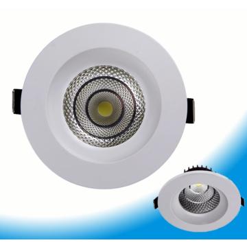 Ceiling LED downlight for mural lighting