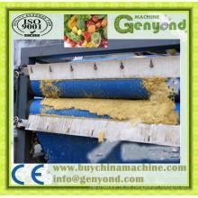 Máquina automática llena de la prensa de la correa pequeña para el zumo de fruta