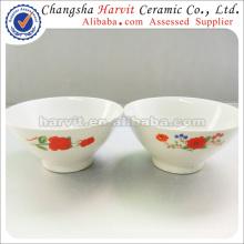 Tazón de fuente para las flores para la boda / los tazones de fuente de cerámica chinos antiguos / China fabricante Tazones de fuente de la sopa de la ver ...