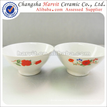 Bowl for Flowers for Wedding/Antique Chinese Ceramic Bowls/China Manufacturer Crockery Soup Bowls
