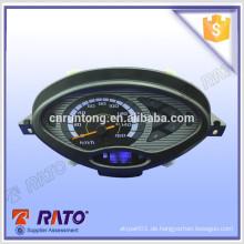 Motorradzubehör Digital LED Instrument Motorradzähler Geschwindigkeitsmesser für 125ccm