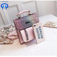 समर स्कूल बैकपैक स्पार्कली यात्रा बैग
