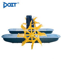 2018 fish shrimp farming pond paddle wheel aerator india for aquaculture