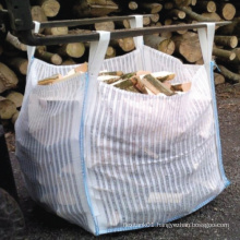 Ventilated Firewood Open Top Bag