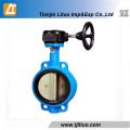 Válvula de borboleta de alta qualidade da fonte da fábrica de Tianjin