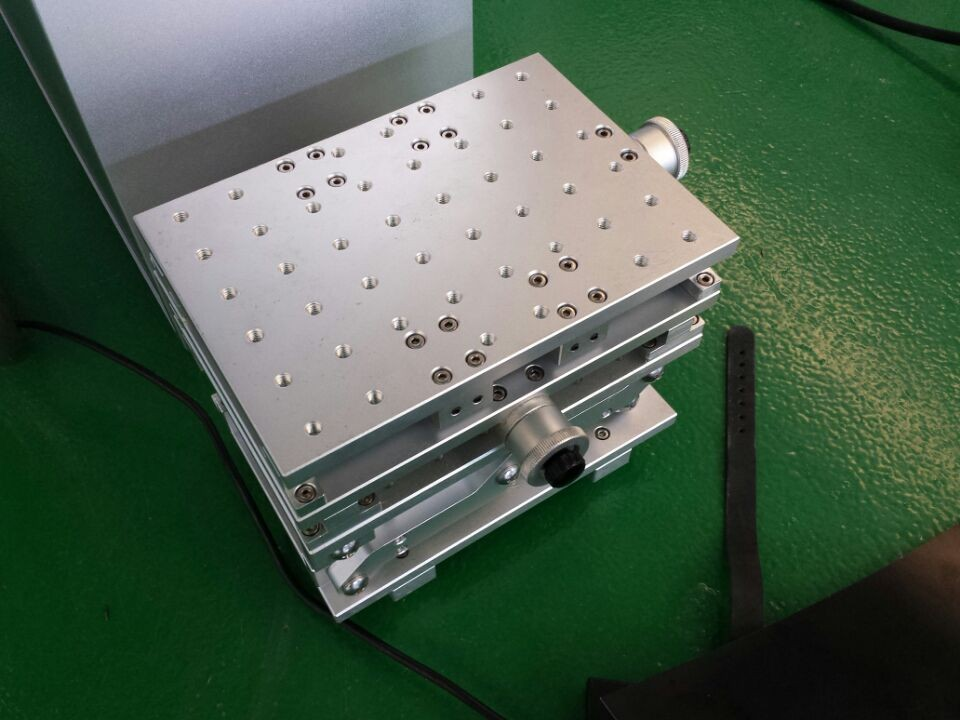 Portable Fiber Laser Marking Machine 2