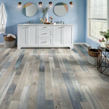 100% Virgin Wood Designs Luxury Click Wpc Flooring