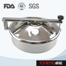 Stainless Steel Food Processing Round Type Manhole Cover (JN-ML2002)