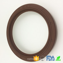 Auto Rubber PTFE Seal Silicone/FKM Hydraulic Pump Oil Seal Standard Gearbox Bearing Oil Sealing Ring Kit