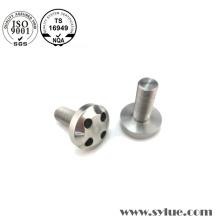 Peças de giro de precisão de alumínio de alta qualidade