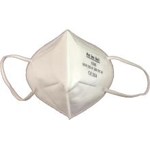 Großhandel Einweg KN95 Faltbare Halbgesichtsmaske