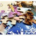 Puzzle éducatif pour enfants avec cadre