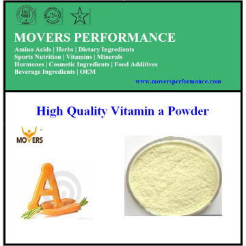 Factory Supply High Quality Vitamin a
