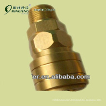 Japan Type Automatic brass air quick coupler SM20