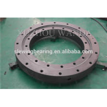 black coating Double-Row turntable ring bearing