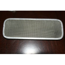 High Intensity Wire Perforated Metal Mesh Cloth For Filtration