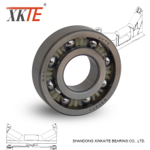 Open Type Polyamide Cage Bearing 6307 TN / KA C3