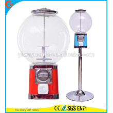 Novelty Design Coin Operated Capsule Toy Station Standing Vending Machine