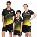 China Factory Child Family Sports Badminton Jersey