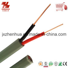 2core Copper 1.0mm Twin Electric Wire Cable