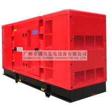 Gerador diesel silencioso de Kusing Pk35000 50Hz 625kVA / 500kw com ATS