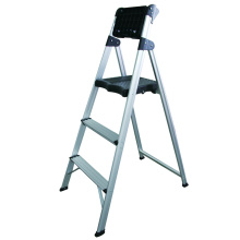Handrail Step Ladder with Tool Tray
