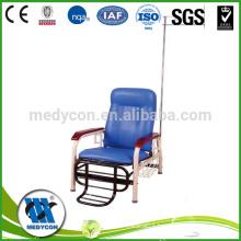 Hospital furniture PVC cover transfusion chair