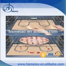 Forro de horno antiadherente de fibra de vidrio PTFE