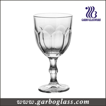 Wine Glassware Schooner or Chalice Goblet Glass