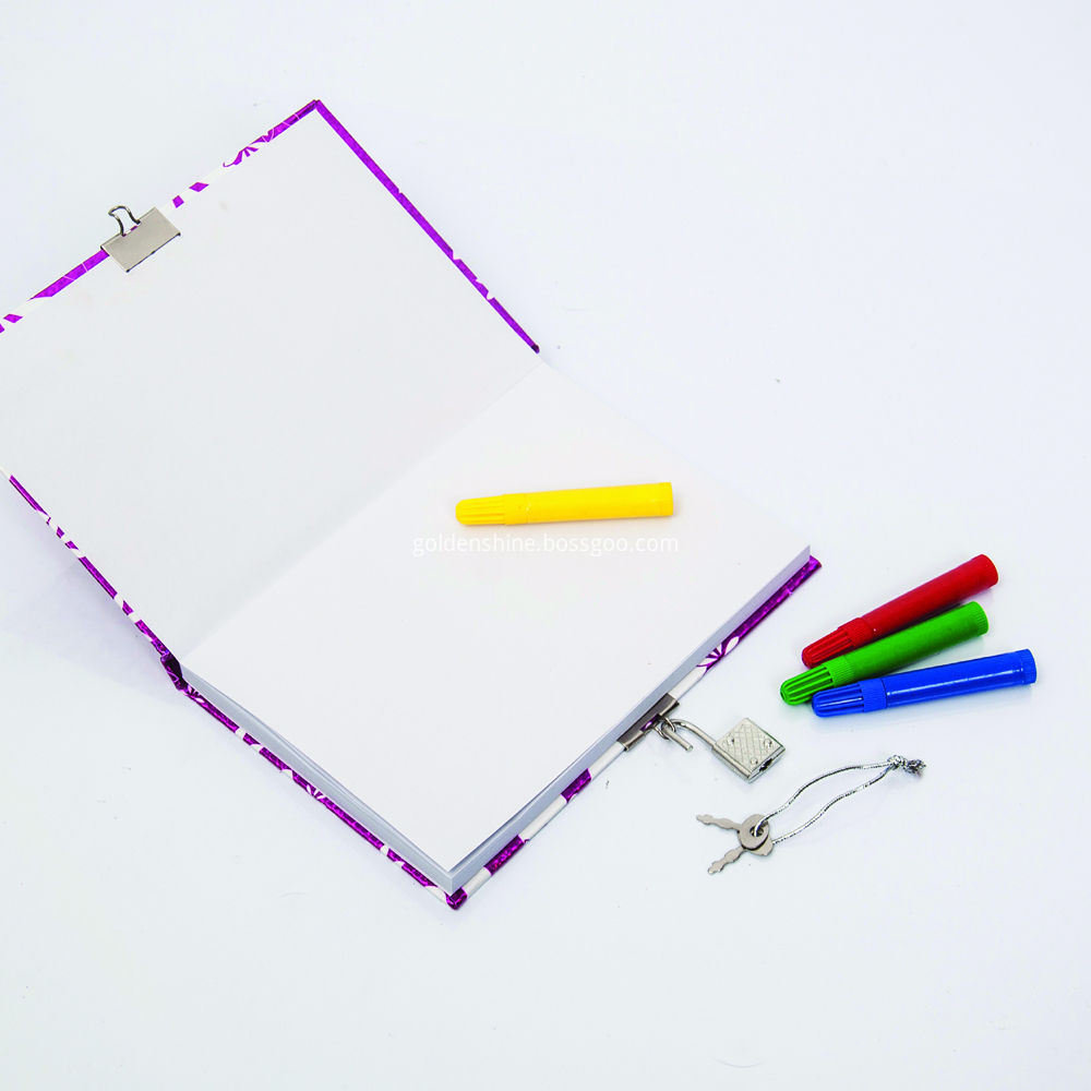 Color Your Own Secret Diary