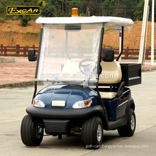 EXCAR Hot sale 48V 2 Seats electric golf cart 3.7KW Electric Utility Cart