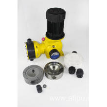 Remote Controlable Diaphragm Metering Pump