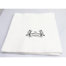 2-Ply Food Grade Paper Napkin with Custom Design Printed