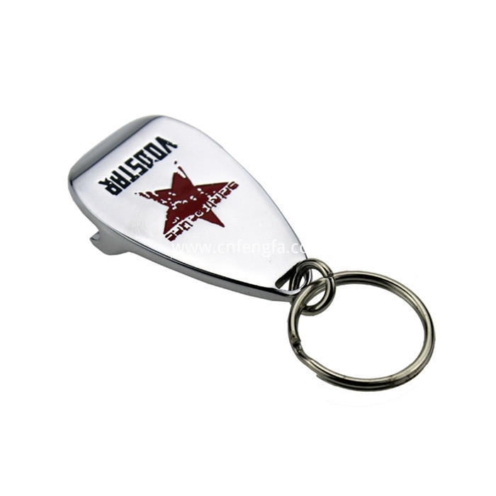 Key Chain Metal Die Castig Bottle Opener