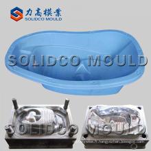 Moulage par injection de baignoires portatives en plastique de haute qualité pour des enfants
