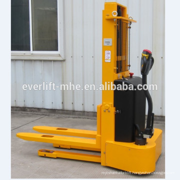 1000kg 1500kg 1 ton 3 m cheap bias electric stacker