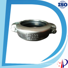 Conector de manguera rápida de plástico Acoplamiento de manguera Conector de abrazadera