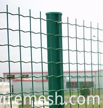 Holland Wire Mesh Fence 6