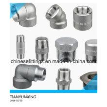 ANSI B16.11 Forjado em aço inoxidável Pipe Fittings