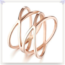 Stainless Steel Jewelry Women Jewelry Fashion Ring (SR339)