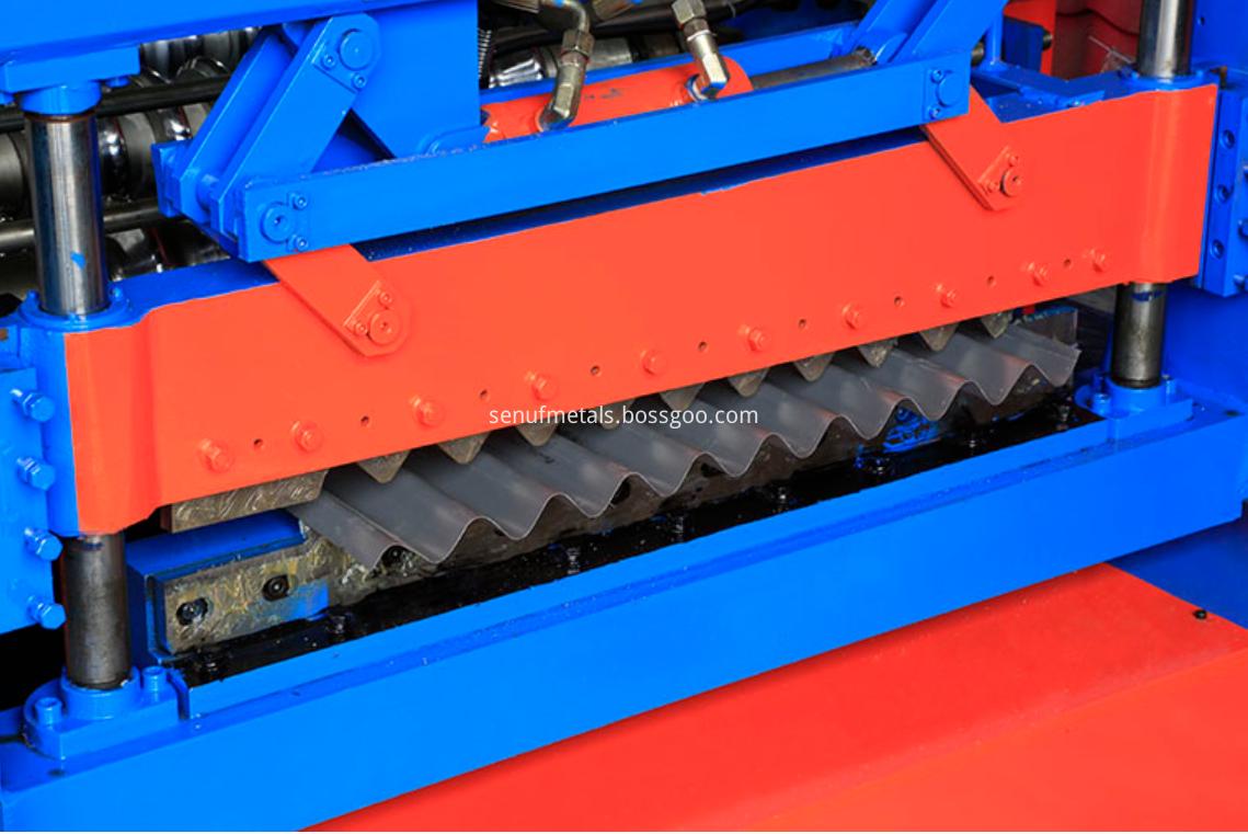 18-76.2-762 corrugated post cutter