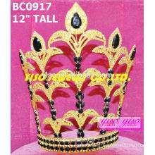Tiara de diamantes de moda