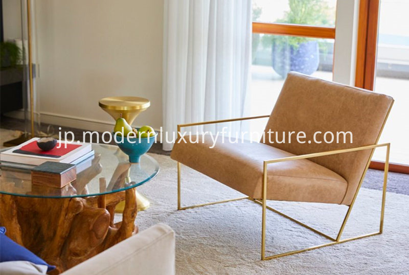 stylish-thin-frame-lounge-chair
