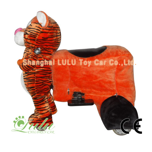 Coin Operated promenades animaux