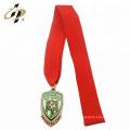 Médailles d'or émail de bronze